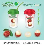 design plastic glasses for...   Shutterstock .eps vector #1460164961