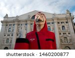 milano  italia   july 10   a... | Shutterstock . vector #1460200877
