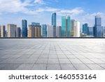 Panoramic City Skyline With...