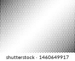 dots background. monochrome... | Shutterstock .eps vector #1460649917