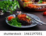 karniyarik   turkish... | Shutterstock . vector #1461197051