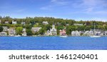 Mackinac Island  Michigan  Usa  ...