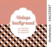 vintage colored background   Shutterstock .eps vector #146125367