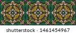 bandana print. women's shawl...   Shutterstock .eps vector #1461454967