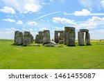 Stonehenge In Salisbury  Unite...