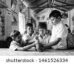 jhargram  west bengal  india ...   Shutterstock . vector #1461526334