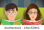 cartoon vector illustration of... | Shutterstock .eps vector #146152841