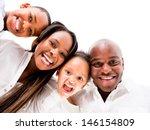 african american family looking ...   Shutterstock . vector #146154809