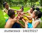 bangkok thailand august 3...   Shutterstock . vector #146155217