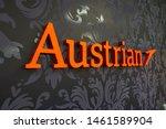 vienna  austria   circa may ... | Shutterstock . vector #1461589904