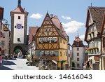 rothenburg | Shutterstock . vector #14616043