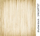Bamboo Wooden Background