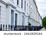 View Of White Row Of Fancy ...
