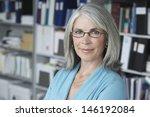 closeup portrait of a middle... | Shutterstock . vector #146192084