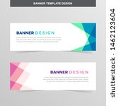 banner vector template...   Shutterstock .eps vector #1462123604