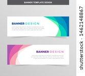 banner vector template...   Shutterstock .eps vector #1462148867