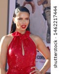 adriana lima at the los angeles ... | Shutterstock . vector #1462217444