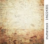 grunge background with space... | Shutterstock . vector #146224301