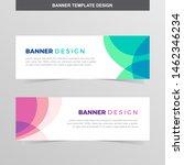 banner vector template...   Shutterstock .eps vector #1462346234
