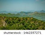 Aravalli Folded Mountain Range...