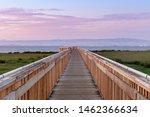Twilight Over The New Boardwalk ...