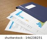 business report | Shutterstock . vector #146238251