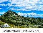 Cima Dodici Mountains From...