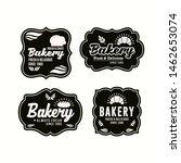 label bakery shop vector...   Shutterstock .eps vector #1462653074