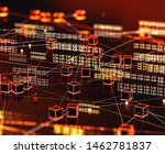 technology and science... | Shutterstock . vector #1462781837
