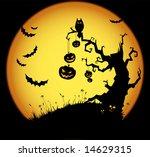 halloween | Shutterstock .eps vector #14629315
