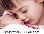 sister love | Shutterstock . vector #146315225