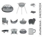 vector illustration of... | Shutterstock .eps vector #1463154224
