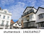 Historic Buildings In Exeter...