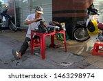 bac lieu  vietnam 2019 ...   Shutterstock . vector #1463298974