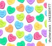 Sweet Heart Candies Pattern....