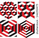abstract background. vector... | Shutterstock .eps vector #146350475