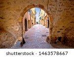 Saint Tropez Historic Town Gate ...