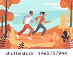vector illustration  in simple... | Shutterstock .eps vector #1463757944