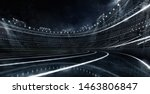 Sport Backgrounds. Futuristic...