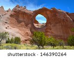 window rock in window rock ... | Shutterstock . vector #146390264