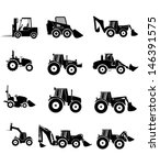 agricultural,agriculture,auto,backhoe,black,bulldozer,car,combine,compact,construction,crane,crop,equipment,excavator,farm