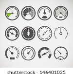 different slyles of... | Shutterstock .eps vector #146401025
