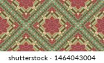 seamless pattern based on... | Shutterstock .eps vector #1464043004