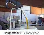 machine for producing of... | Shutterstock . vector #146406914