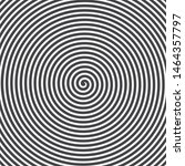 Background Of Thin Black Spiral....