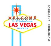 welcome to las vegas sign on