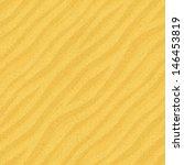 seamless sand surface  vector... | Shutterstock .eps vector #146453819