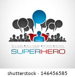 worldwide communication and... | Shutterstock . vector #146456585