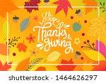 Happy Thanksgiving. Autumn Sale ...