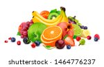Fruits And Berries Assortment...